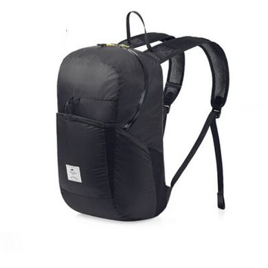 Рюкзак Naturehike компактный Ultralight 25 NH17A017-B Black