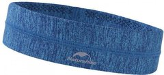 Пов'язка на голову Naturehike Outdoor Sport Sweatband NH17Z020-D Blue