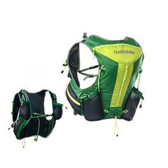 Наплічник Naturehike для бігу Cross country 12 NH70B067-B Green