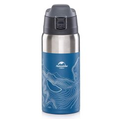 Термокружка Naturehike TT01 Vacuum Cup 0,6 L NH18T001-T Hawaii Blue