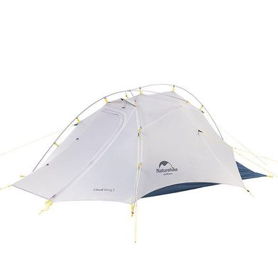 Намет Naturehike CloudUP-Wing 2 (2-х місний) 15D nylon NH19ZP083