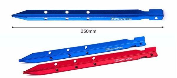 Колышки V-образные 250 мм (4 pack) NH15A009-I Blue