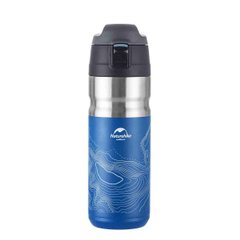 Термогорнятко Naturehike Vacuum Bottle 0,5 L NH19SJ009 Blue