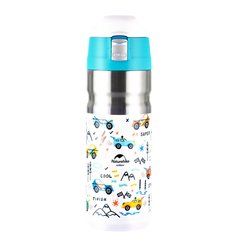 Термогорнятко Naturehike Vacuum Bottle 0,5 L NH19SJ009 White